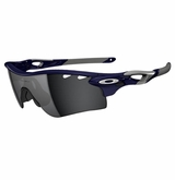 Oakley Radarlock Path Polished Navy W/ Black Iridium & VR28 Sunglasses