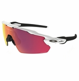 Oakley Radarlock Polished White with Prizm Sunglasses