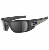 Oakley Sungalsses - Team USA Fuel Cell� Dark Grey w/ Grey Sunglasses