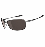 Oakley Sunglasses - Crosshair 2.0 Matte Black w/Grey Sunglasses
