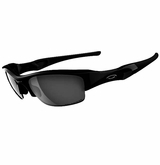 Oakley Flak Jacket Jet Black/Black Iridium Polarized