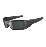 Oakley Sunglasses - GasCan Matte Black w/Grey Sunglasses