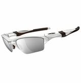 Oakley Sunglasses - Half Jacket 2.0 Polished White w/ Black Iridium Sunglasses