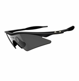Oakley Sunglasses - M Frame Sweep Black/Grey Sunglasses