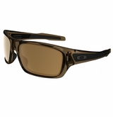 Oakley Turbine� Brown Smoke w/Bronze Sunglasses