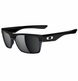 Oakley Twoface Polished Black W/ Black Iridium Sunglasses