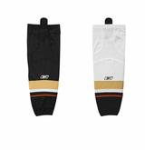 Old Anaheim Ducks Reebok Edge SX100 Junior Hockey Socks
