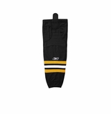 Old Boston Bruins Reebok Edge SX100 Junior Hockey Socks