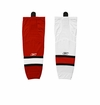 Old Carolina Hurricanes Reebok Edge SX100 Junior Hockey Socks