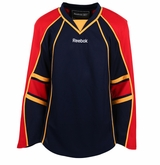 Old Florida Panthers Reebok Edge Gamewear Uncrested Junior Hockey Jersey