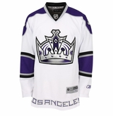 Old Los Angeles Kings Reebok Edge Adult Premier Hockey Jersey