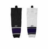 Old Los Angeles Kings Reebok Edge SX100 Junior Hockey Socks
