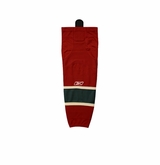 Old Minnesota Wild Reebok Edge SX100 Junior Hockey Socks
