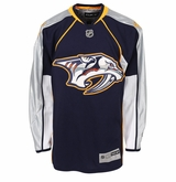 Nashville Predators Reebok Edge Premier Adult Hockey Jersey (2007 - 2011)
