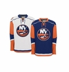 Old New York Islanders Reebok Edge Sr. Premier Crested Hockey Jersey