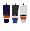 Old New York Islanders Reebok Edge SX100 Junior Hockey Socks