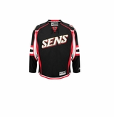 Old Ottawa Senators Reebok Edge Sr. Premier Crested Hockey Jersey