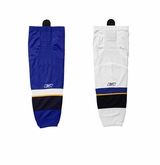 Old St. Louis Blues Reebok Edge SX100 Adult Hockey Socks