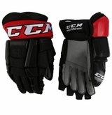 Ottawa Senators CCM 3 Pro Stock Hockey Gloves