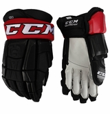 Ottawa Senators CCM 3 Pro Stock Hockey Gloves - Ceci