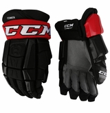 Ottawa Senators CCM 3 Pro Stock Hockey Gloves - Cowen