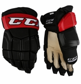 Ottawa Senators CCM 50 Pro Stock Hockey Gloves