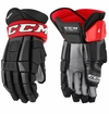 Ottawa Senators CCM Crazy Light Pro Stock Hockey Gloves Phillips #4