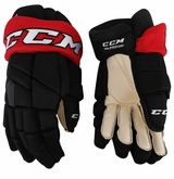 Ottawa Senators CCM TK Pro Stock Hockey Gloves - Chiasson