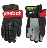 Ottawa Senators Reebok 11K Pro Stock Hockey Gloves