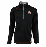 Ottawa Senators Reebok Center Ice Sr. Quarter Zip Pullover