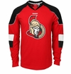 Ottawa Senators Reebok Edge Sr. Long Sleeve Jersey Tee