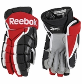 Ottawa Senators Reebok KFS Pro Stock Hockey Gloves