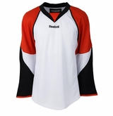 Philadelphia Flyers Old Reebok Edge Uncrested Adult Hockey Jersey