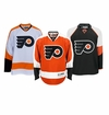 Philadelphia Flyers Reebok Edge Jr. Premier Crested Hockey Jersey