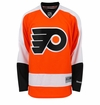Philadelphia Flyers Reebok Edge Premier Crested Hockey Jersey