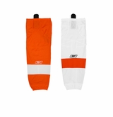 Philadelphia Flyers Reebok Edge SX100 Adult Hockey Socks