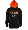 Philadelphia Flyers Reebok Faceoff Playbook Sr. Pullover Hoody
