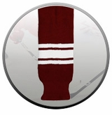 Arizona Coyotes Knit Socks