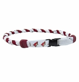 Pro Guard Phoenix Coyotes Skate Lace Necklace