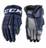 Pittsburgh Penguins CCM Crazy Light Pro Stock Hockey Gloves