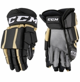 Pittsburgh Penguins CCM Crazy Light Pro Stock Padded Hockey Gloves