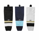 Pittsburgh Penguins Reebok Edge SX100 Adult Hockey Socks