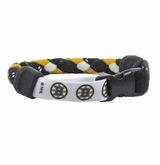 Swanny's Boston Bruins Skate Lace Bracelet