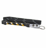 Swanny's Boston Bruins Skate Lace Lanyard