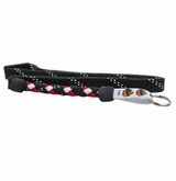 Swanny's Chicago Blackhawks Skate Lace Lanyard