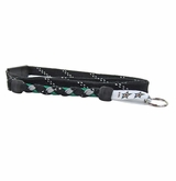 Swanny's Dallas Stars Skate Lace Lanyard
