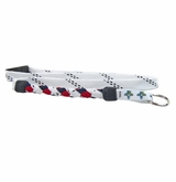 Swanny's Florida Panthers Skate Lace Lanyard
