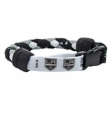Swanny's Los Angeles Kings Skate Lace Bracelet