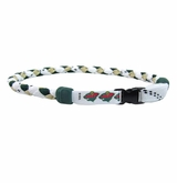 Swanny's Minnesota Wild Skate Lace Necklace