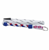 Swanny's Montreal Canadiens Skate Lace Lanyard